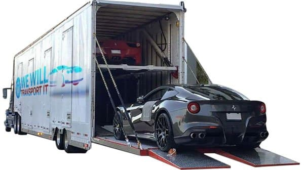 Car Transport company with We Will Transport It